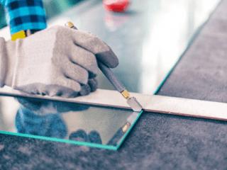 Glass Repair Installation